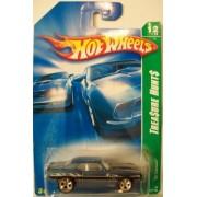 2008 Hot Wheels Super Treasure Hunts '69 Camaro 1:64 Scale Collectible Die Cast Car
