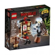 Lego 70606 Ninjago Movie Spinjitzu Training Building Kit (109 Piece)