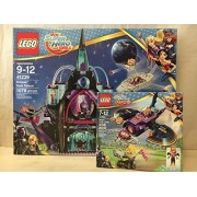 Lego Super Hero Girls Eclipso Dark Palace & Lego S H Girls Batgirl Batjet Chase