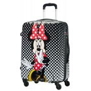 AMERICAN TOURISTER Disney Legends Trolley Minnie Polka Dot 65cm