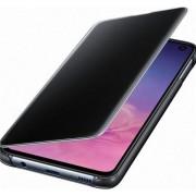 Maska Samsung Prozirna preklopna crna za Galaxy S10E