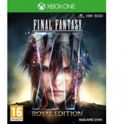 Final Fantasy XV Royal Edition, за Xbox One