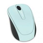 """Мишка Microsoft 3500 """"Aqua Blue"""", безжична, BlueTrack (1000dpi)"""