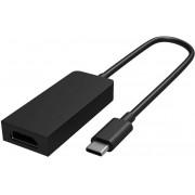 Microsoft Surface USB-C to HDMI Adapter Black HFM-00007