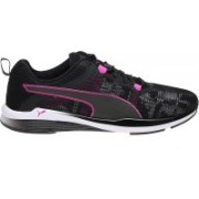 Puma Pulse Ignite XT Swan Wn s Training & Gym Shoes For Women(Black, White)