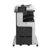 HP LaserJet 700 M725Z Laser Multifunction Printer - Monochrome