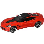 Maisto 2014 Chevrolet Corvette Stingray Z51-Red Diecast Vehicle