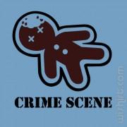 T-shirt Crime Scene