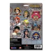 Set Magneti One Piece Cut Out Characters