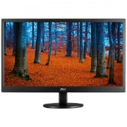 MONITOR LED AOC E970SWN - 18.5'/46.99CM - 1366x768 HD - 16:9 - 200CD/M2 - 20M:1 - 5MS - VGA - VESA 100X100