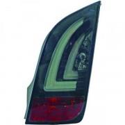 Set fari fanali posteriori TUNING per SEAT Mii 2011- a LED smoke fumè