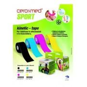 Ibsa Farmaceutici Italia Ceroxmed Sport Kinetic Tape Blu 1 Pezzo