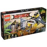 Lego Manta Ray Bomber Building Sets