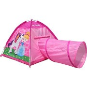 Póni és hercegnő sátor