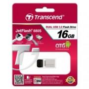 16GB USB Flash Drive, Transcend JetFlash 880, USB 3.0
