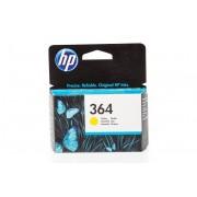 HP CB320EE / no. 364 žlutá - originální náplň (bulk)