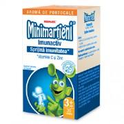 Minimartieni Imunactiv cu aroma de Portocale 30tab Walmark