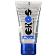 EROS Aqua 100 ml Sikosító, vízbázisú, orvosi sikosító, latex óvszerhez is