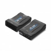 Unotec Adaptador VGA para Euroconector (SCART)