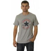 CONVERSE - tričko KR AMT M19 CORE CP TEE gray Velikost: M