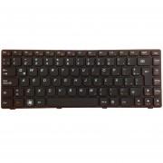 Teclado Lenovo Ideapad G470, G475, V470, B470 Series Negro Español