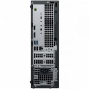 Dell Optiplex 3070 SFF BTX w/200W, Intel Core i3-9100, 8GB 1X8GB DDR4 2666MHz, M.2 256GB PCIe NVMe, Intel Integrated, 8x DVD/-RW 9.5mm, KM, Win10pro, 3Y N512O3070SFF_WIN-09