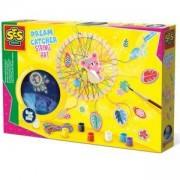 Детски комплект Направи си сам - Капан за сънища SES, 0814712