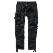 pantaloni uomo BRANDIT - Pure slim fit - 1016-black