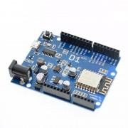 tiendatec PLACA D1 - COMPATIBLE WEMOS D1 CON ESP8266 WIFI