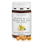 Cebanatural Aceite de hierba San Juan (Hipérico) + Lecitina - 90 Cápsulas