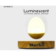Merlin Luminescent - Levitating Orbital Speaker