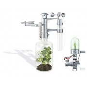 Toysmith Weather Station & Green Science Dynamo Torch