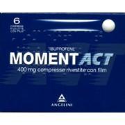 Angelini Spa Momentact 400 Mg Compresse Rivestite Con Film 6 Compresse