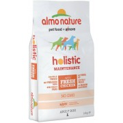Almo Nature Holistic Cane Adult Large Pollo Riso Kg 12