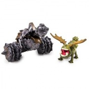 DreamWorks Dragons How to Train Your Dragon 2 Battle Pack - Gronckle vs Gronkle Cannon