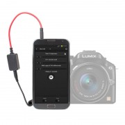 Triggertrap Smartphone afstandbediening met L1 Panasonic/Leica kabel