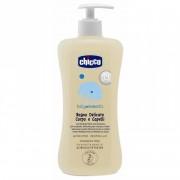 Chicco - Gel Limpiador Delicado Para Cuerpo Y Cabello - Ph Neutro - 500 Ml
