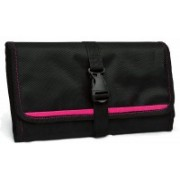 Caxon Organizer Bag For All Gadgets, Power Bank, Cables, Usb Pen Drives, Mobile Phone Accessories Memory Cards, Simcards,(Pink)
