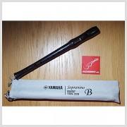Sopráninová flauta YRN 22B Yamaha barok hnedá