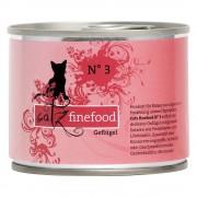 catz finefood -5% Rabat dla nowych klientówKorzystny pakiet catz finefood, 12 x 200 g - Jagnięcina z królikiem Darmowa Dostawa od 99 zł