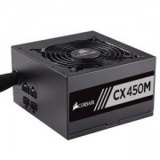 Захранване Corsair Builder CX Series CX450M 80+ Bronze, 450 Watt, ATX , Power Supply, Modular, PS/2, CP-9020101-EU
