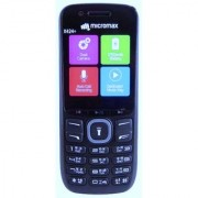 Micromax X424+ Dual Sim Mobile Phone(Blue)