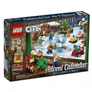 LEGO City Advent Calendar 60155 Building Kit (248