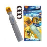 Pila electrica pentru unghiile animalelor Pedi Paws