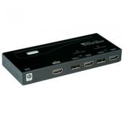 ROLINE 14.01.3572 :: Видео превключвател HDMI към DisplayPort двупортов 1920x1080
