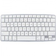 Crystal GMac-13 Macbook Air 13 Macbook Pro 15 Macbook Pro 17 Keyboard Skin (Sliver) 13 Inches