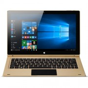 ONDA oBook 11 Pro 4GB+64GB 11.6 inch IPS Screen Windows 10 Home OS Intel Core m3-7Y30 Up to 2.6GHz Support 256GB Micro SD / TF Card WiFi BT Ethernet 4K Video Playback Rotatable Keyboard Handwriting Active Stylus Pen (US Plug)(Gold)
