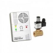 Detector de gaz metan Prevent 1279 cu electrovalva de 34