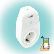 NVS 1 PROSMART (WiFi) aljzat, fogyasztásmérős