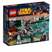 Lego Star wars AV-7 Anti Vehicle Cannon, Multi Color
